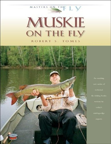 Muskie on the Fly Cover